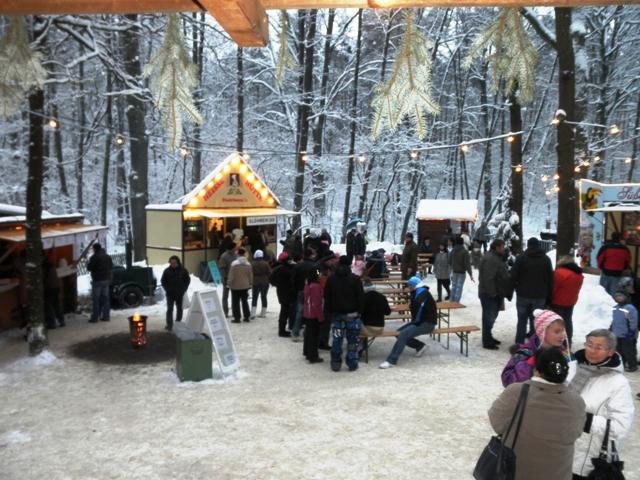 Stadelmann's Heiße Hütte