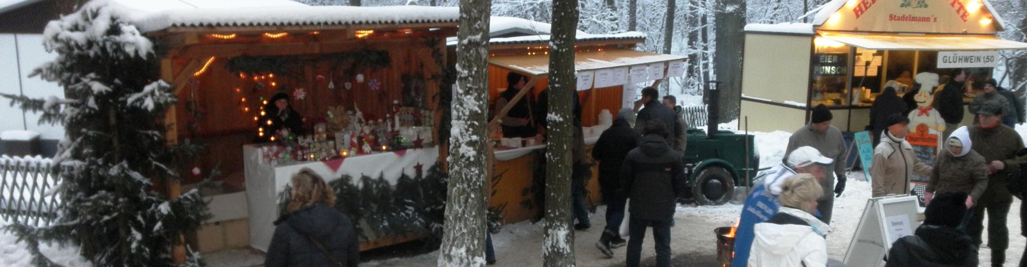 Möllensdorfer Wald-Weihnachtsmarkt