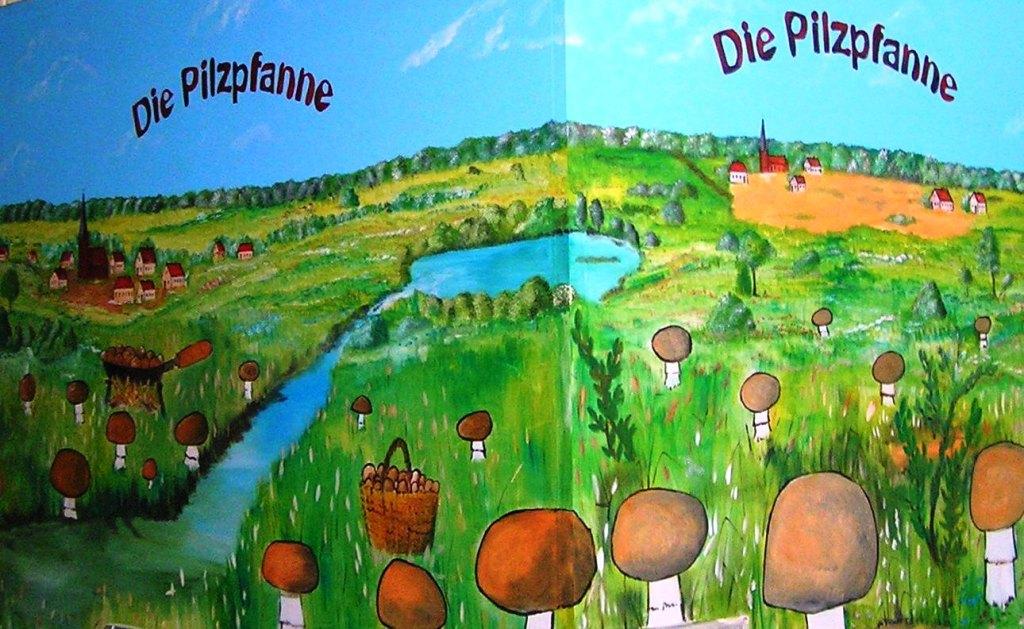 Pilzwagen